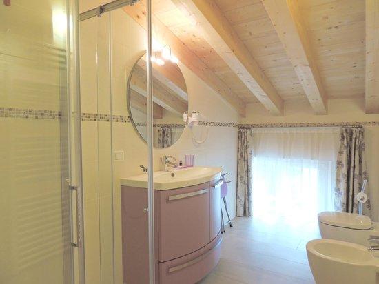B&B La Casa di Rosa: Camera Glicine