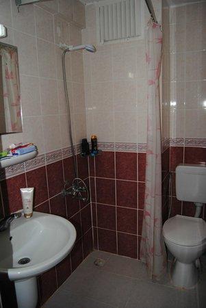 Hotel Minay: Bathroom
