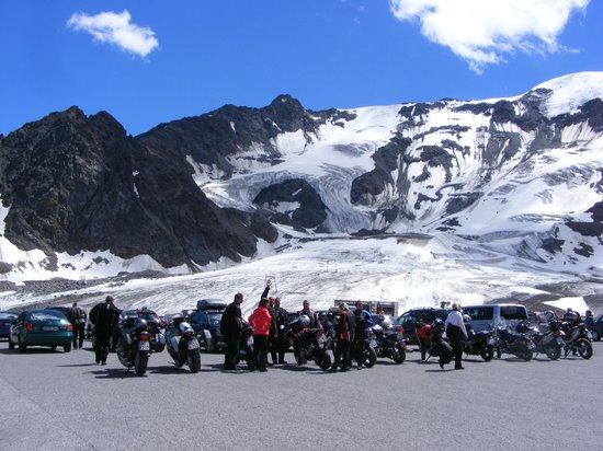 Gasthof Schwabenhof: Der Kaunertaler Gletscher