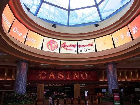 ‪Resorts World Sentosa Casino‬