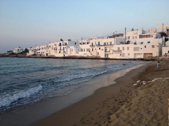 Contaratos Beach Hotel: naoussa