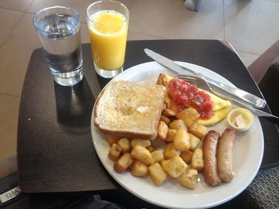 Best Western Premier Freeport Inn & Suites: breakfast