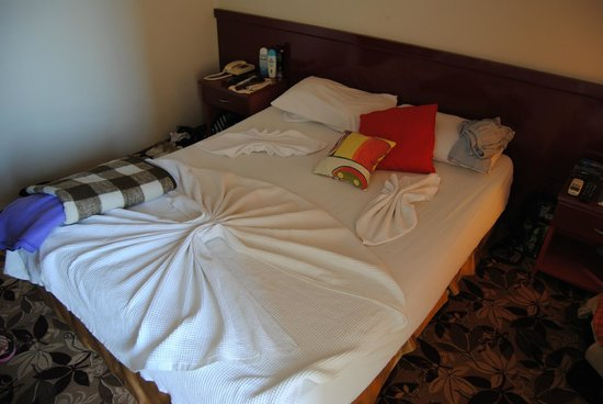 Hotel Minay: Room