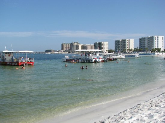 Jetty East Beach Destin Jetties July 15th 8am 2017 Hardly Blue But As
