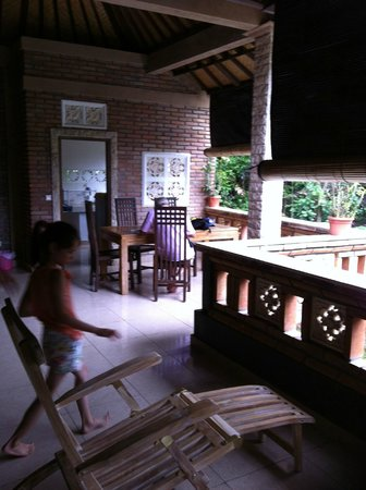 Ani's Villas: Family suite with 2 rooms and kitchen