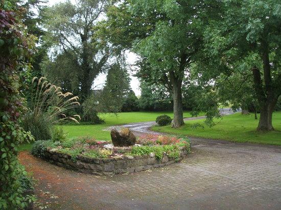 Greenbank Farmhouse B&B: Water feature