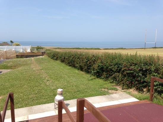 Ty Gwyn Guesthouse: The view from the Summer House