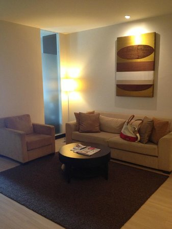 Somerset Park Suanplu: Spacious Room