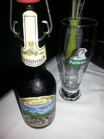 Samses: unfiltered beer