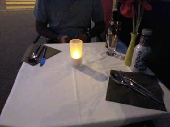 Samses: the table