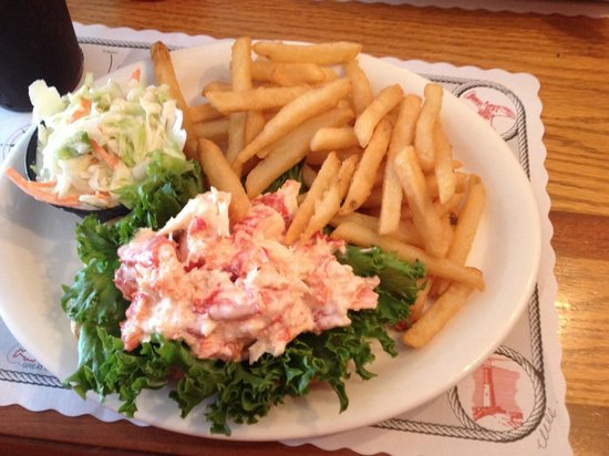 Marconi Beach Restaurant: Lobster Roll