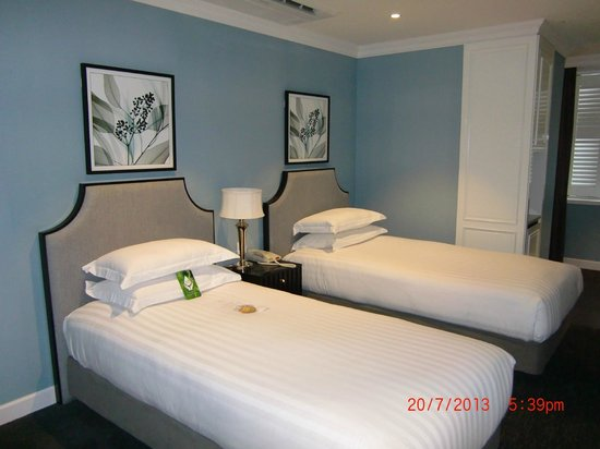 The Grand Hotel Myeongdong: Deluxe Room #07-05