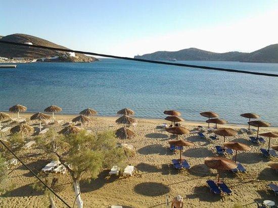 The Corali Hotel : Sea view