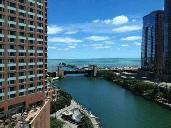view from my room on the 15th floor picture of sheraton. Black Bedroom Furniture Sets. Home Design Ideas