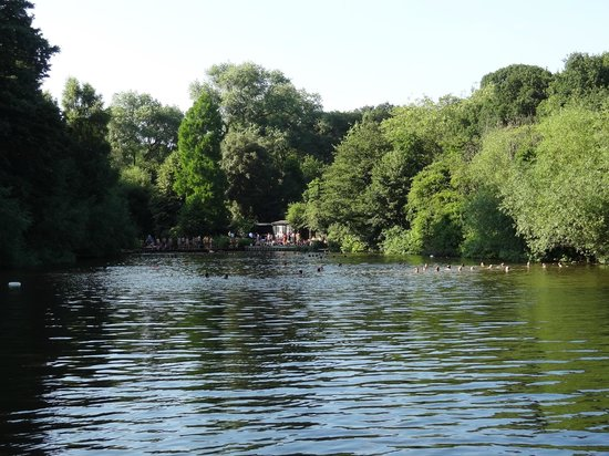Highgate Bathing Pond
