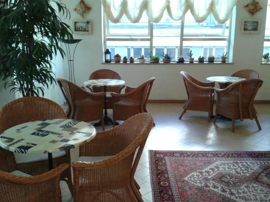 Hotel Principe: Lounge