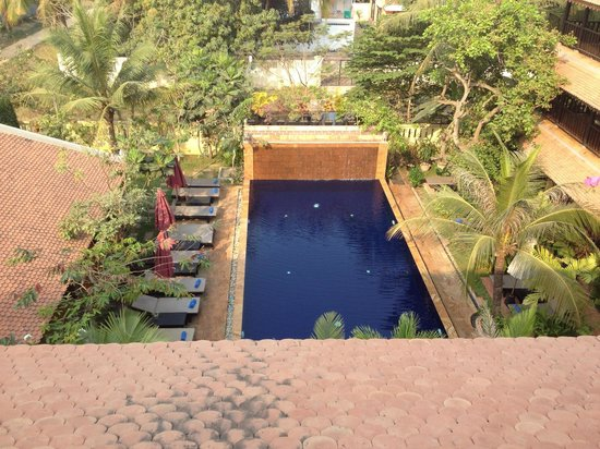 Siddharta Boutique Hotel: The Pool