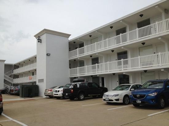 Oceans 2700 Hotel: outside oceans 2700