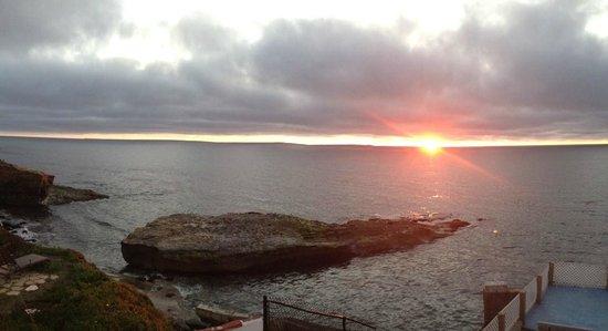 Sunset Cliffs Natural Park: sunset!