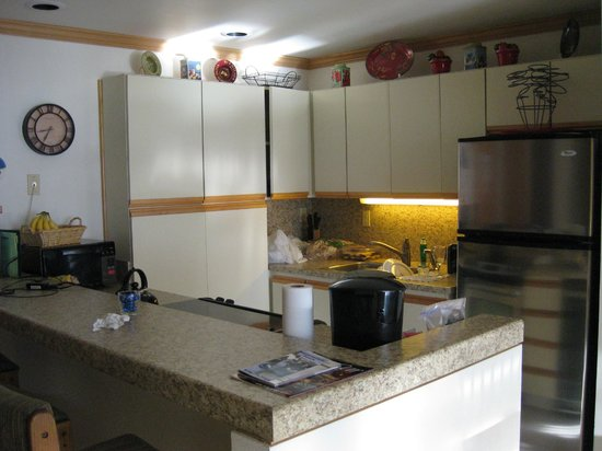 Simba Run Vail Condominiums: Kitchen