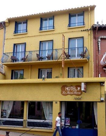 Hotel Le Saint Pierre: L'hôtel