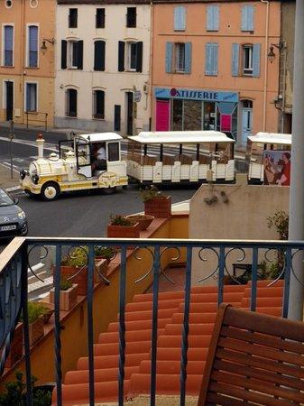 Hotel Le Saint Pierre : Le petit train