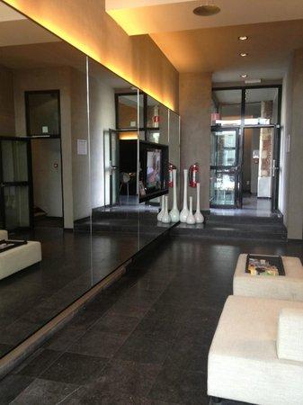 Hotel Matelote: Eingangsbereich