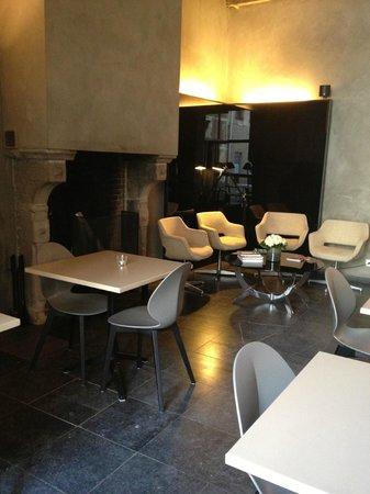 Hotel Matelote : Frühstücksbereich