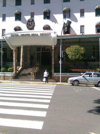 Hotel Monte Real: ENTRADA DO HOTEL