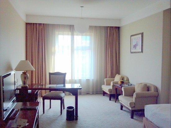 Grand Park Jiayou Hotel : 部屋