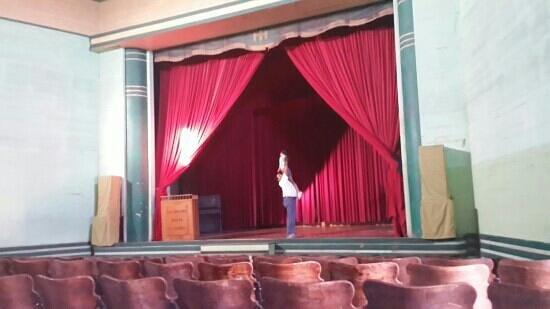 Oficina Salitrera Santiago Humberstone: un teatro espectacular