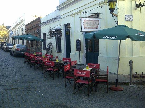 Colonia Verde: Ubicado en pleno barrio histórico