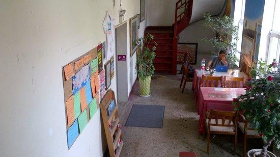 Kaiyue Hostel: Entre les étages
