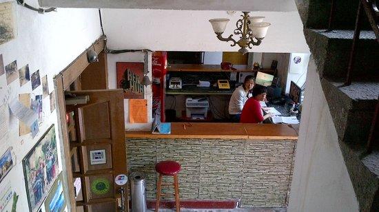 Kaiyue Hostel: Lobby