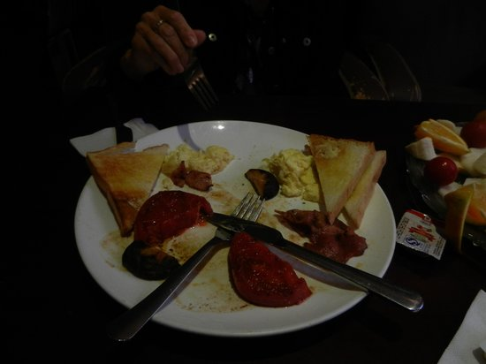 Kaiyue Hostel: Déjeuner