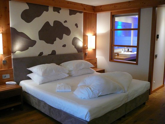 Hotel Emmy - Five Elements & SPA: Junior-Suite mit Ausblick