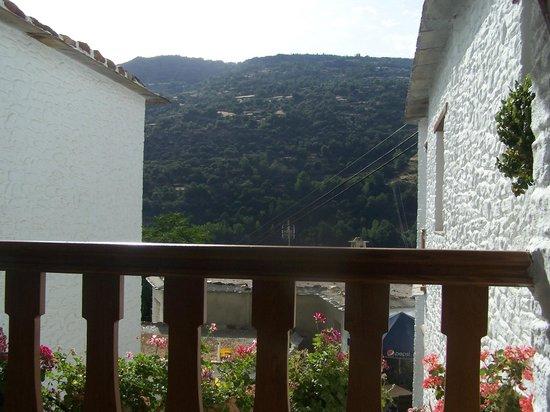 Hotel Estrella de las Nieves : view from room 101