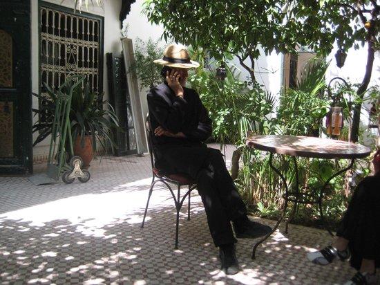Riad Ifoulki: Peter Bergmann