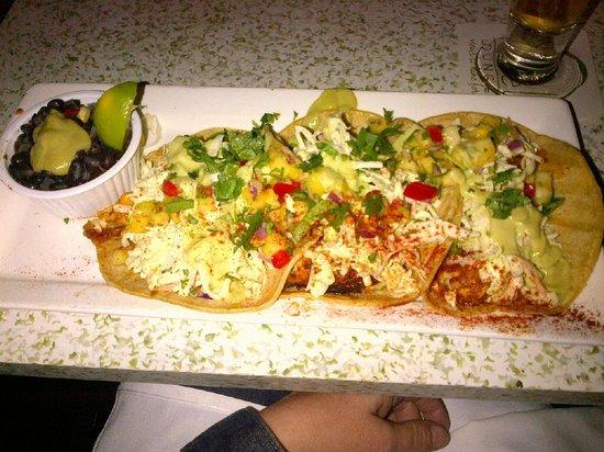 Island Prime Restaurant: fish tacos