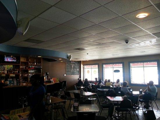 Kokopelli Cafe : Newly Painted Dining Room