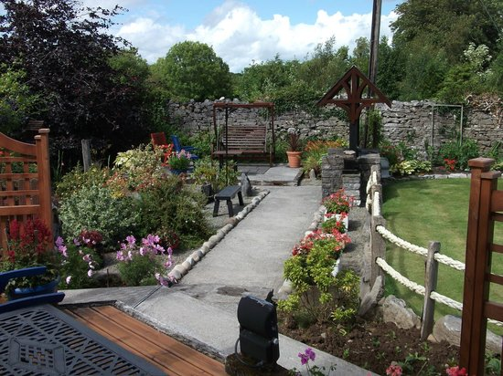 Templecarrig House: Garden