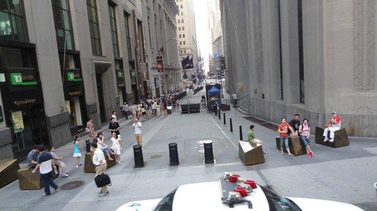 NYC GoGreen Tours: WallStreet