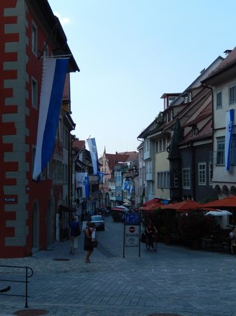 Hotel-Gasthof Obertor: Ravensburg Street