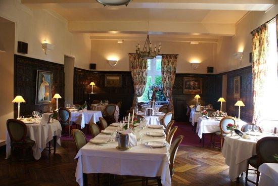 Chateau de Bellecroix : La salle à manger