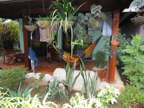 Casa Renada: Gut eingerichtete Cabinas mit Terrasse