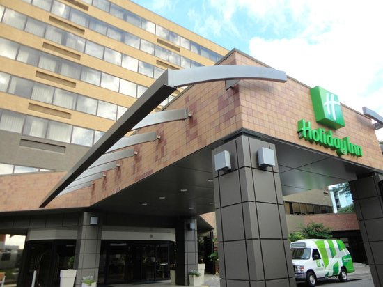 Holiday Inn Secaucus Meadowlands: Frente do hotel