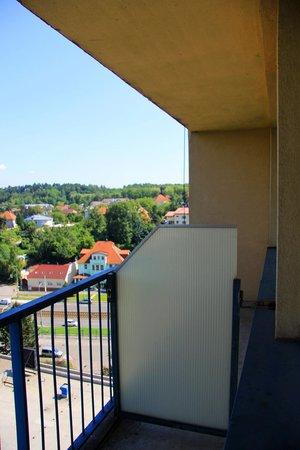Fortuna West: у соседей не было выхода на балкон.для них это минус, для меня наоборот:)