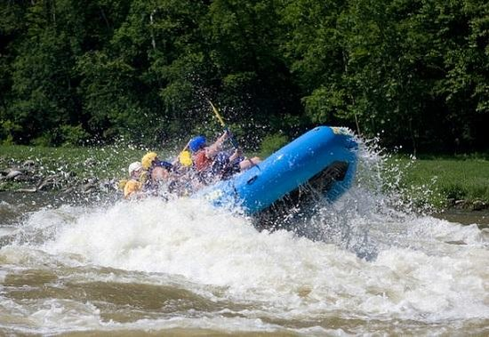 White Water Rafting Picture Of Ace Adventure Resort