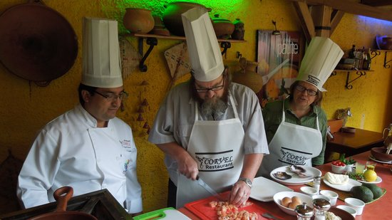 MIO Tours - Day Tours : Cooking with the Chef!