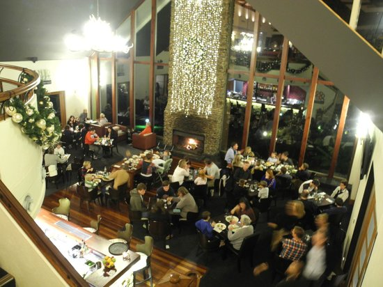 Fairmont Resort Blue Mountains - MGallery Collection: One of the restaurants - where breakfast is served too